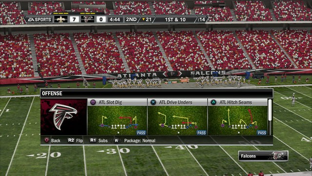 Madden NFL 12 Screenshot #195 for PS3