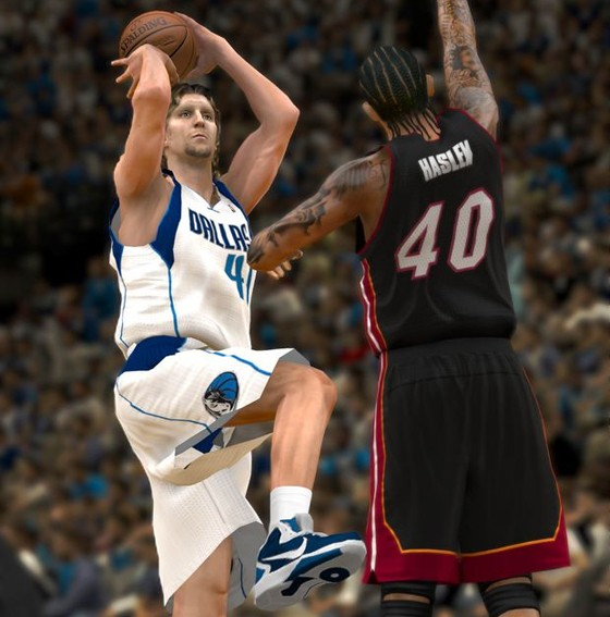 NBA 2K12 Screenshot #7 for Xbox 360