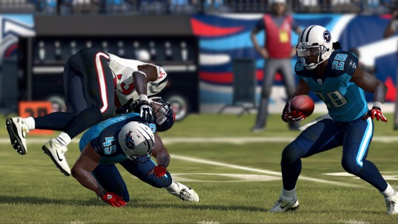Madden NFL 12 Screenshot #333 for Xbox 360