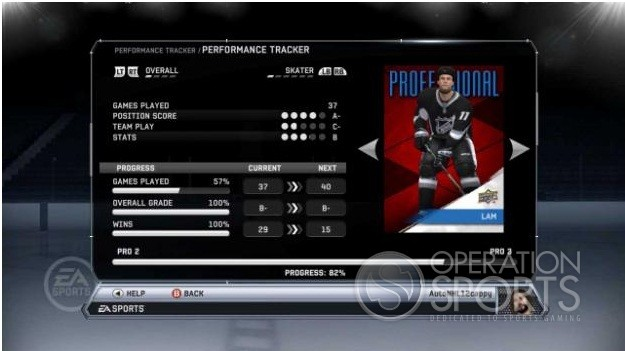 NHL 12 Screenshot #51 for Xbox 360