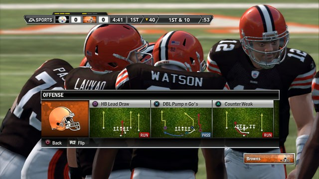 Madden NFL 12 Screenshot #354 for Xbox 360