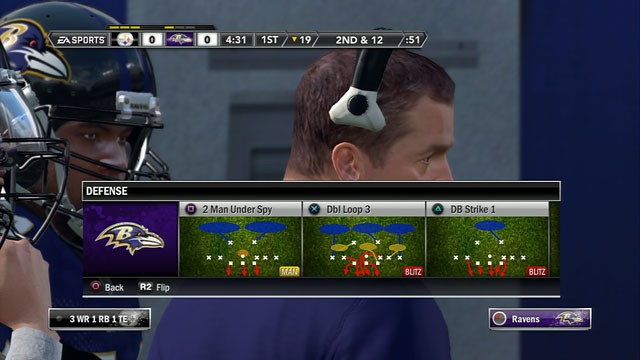 Madden NFL 12 Screenshot #355 for Xbox 360