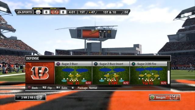 Madden NFL 12 Screenshot #220 for PS3