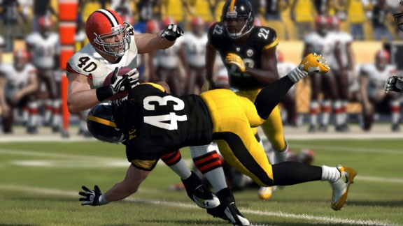 Madden NFL 12 Screenshot #357 for Xbox 360