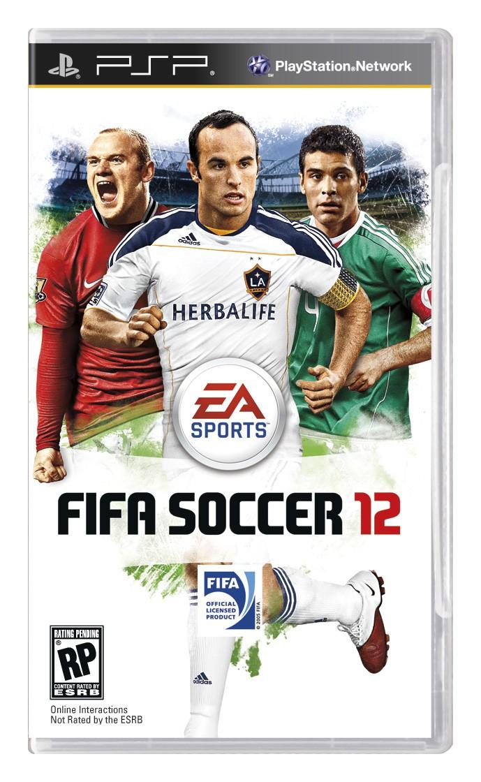 FIFA Soccer 12 Screenshot #1 for PSP