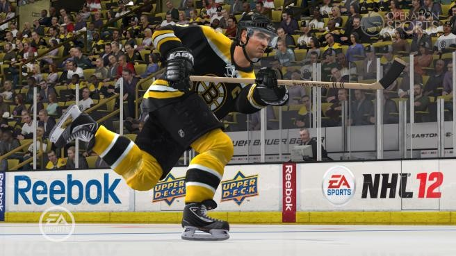 NHL 12 Screenshot #53 for Xbox 360