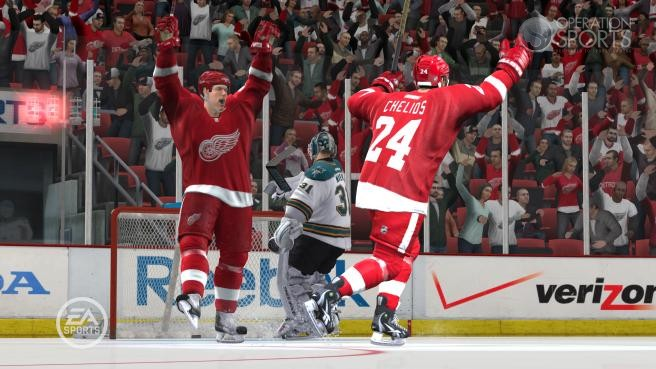 NHL 12 Screenshot #56 for Xbox 360