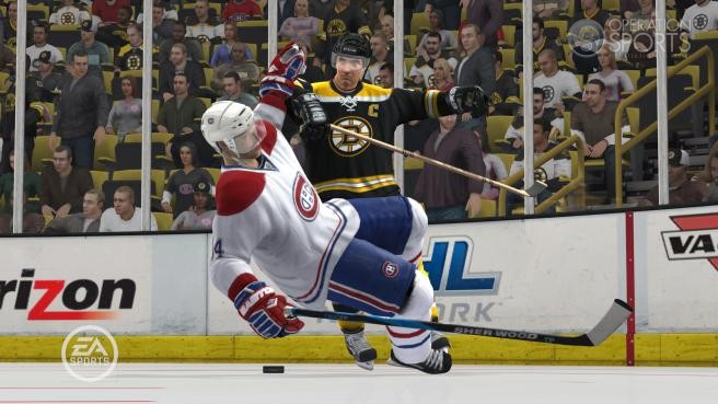 NHL 12 Screenshot #35 for PS3