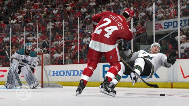 NHL 12 Screenshot #36 for PS3