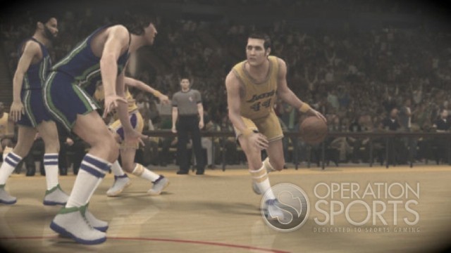 NBA 2K12 Screenshot #33 for Xbox 360
