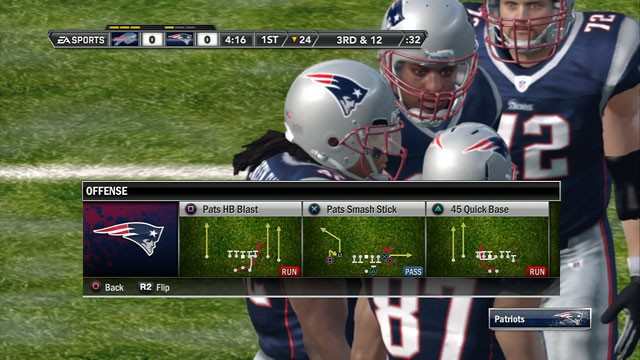 Madden NFL 12 Screenshot #366 for Xbox 360