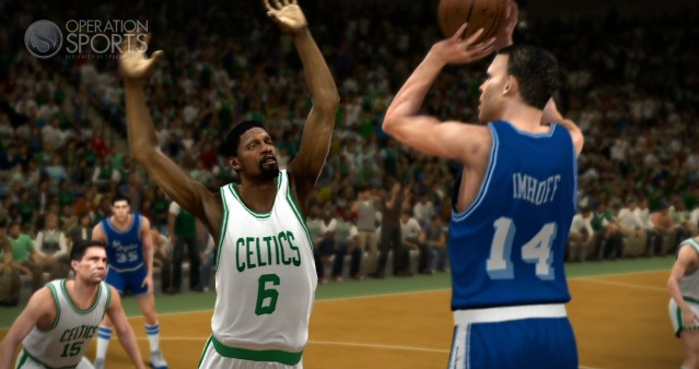 NBA 2K12 Screenshot #70 for Xbox 360