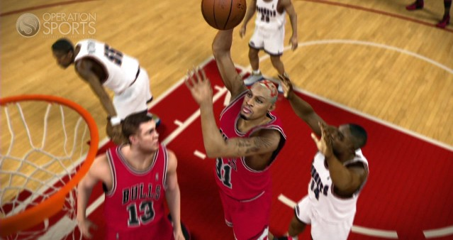 NBA 2K12 Screenshot #99 for Xbox 360