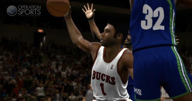 NBA 2K12 Screenshot #106 for Xbox 360