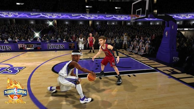 NBA JAM: On Fire Edition Screenshot #42 for Xbox 360