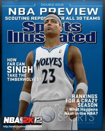 NBA 2K12 Screenshot #219 for Xbox 360