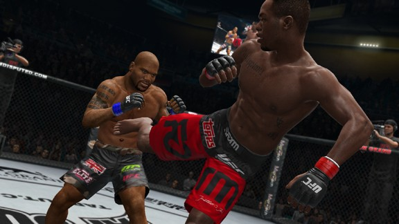 UFC Undisputed 3 Screenshot #49 for Xbox 360