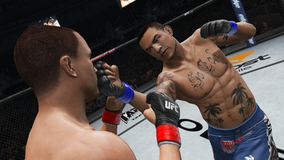 UFC Undisputed 3 Screenshot #52 for Xbox 360