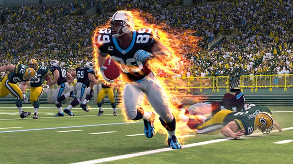 NFL Blitz Screenshot #2 for PS3