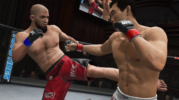 UFC Undisputed 3 Screenshot #53 for Xbox 360