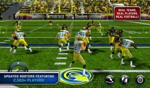 Madden NFL 12 Screenshot #1 for BlackBerry PlayBook