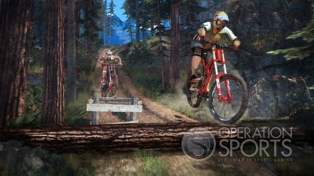 MotionSports Adrenaline Screenshot #2 for Xbox 360