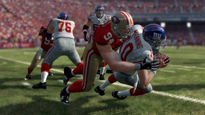 Madden NFL 12 Screenshot #371 for Xbox 360