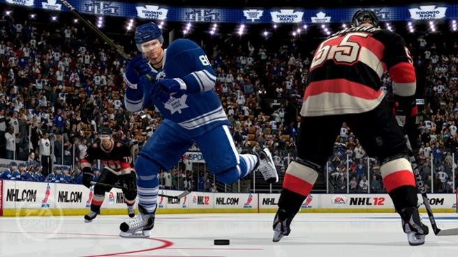 NHL 12 Screenshot #72 for Xbox 360