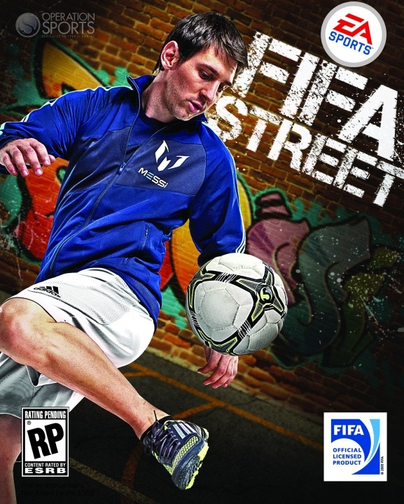 EA Sports FIFA Street Screenshot #16 for Xbox 360