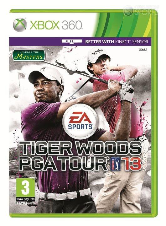 Tiger Woods PGA TOUR 13 Screenshot #1 for Xbox 360