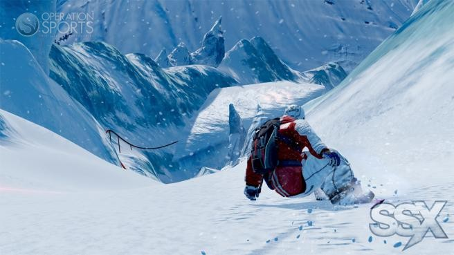 SSX Screenshot #66 for Xbox 360