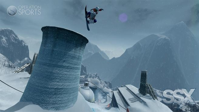 SSX Screenshot #68 for Xbox 360
