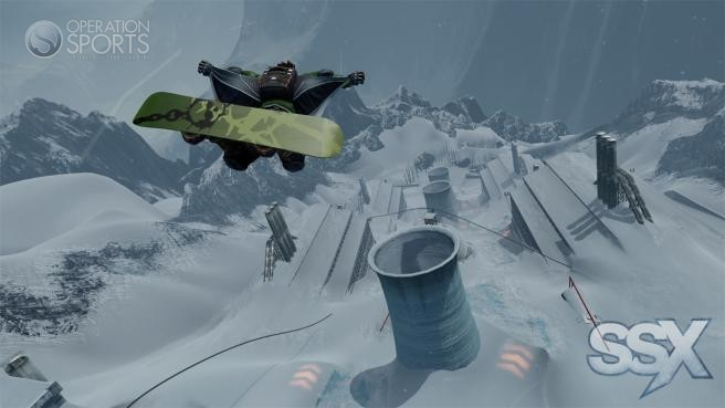 SSX Screenshot #69 for Xbox 360