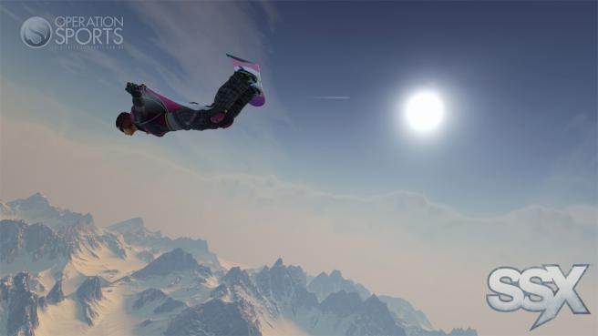 SSX Screenshot #70 for Xbox 360