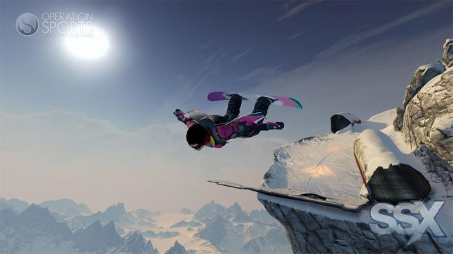SSX Screenshot #71 for Xbox 360