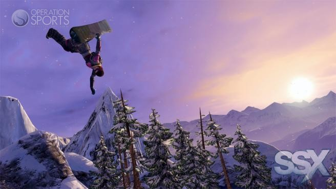 SSX Screenshot #72 for Xbox 360