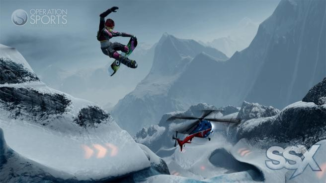 SSX Screenshot #73 for Xbox 360
