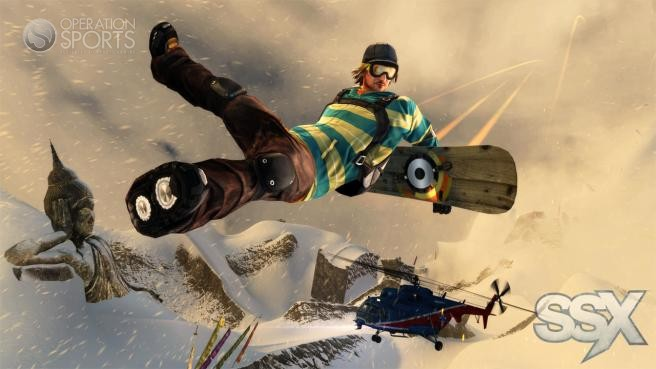 SSX Screenshot #75 for Xbox 360