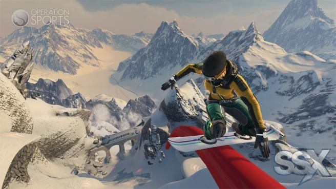 SSX Screenshot #76 for Xbox 360