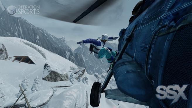 SSX Screenshot #77 for Xbox 360