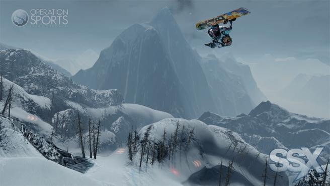 SSX Screenshot #78 for Xbox 360