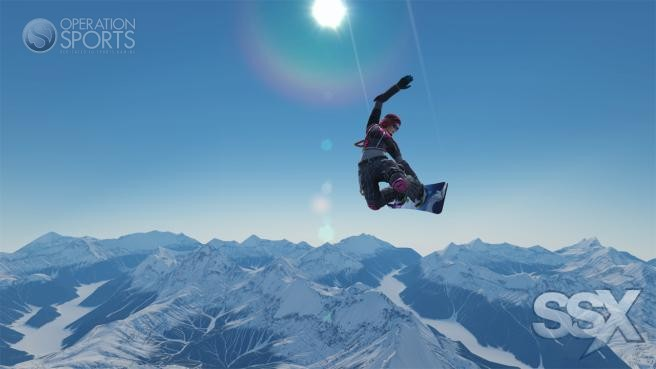 SSX Screenshot #79 for Xbox 360