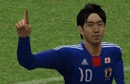 Pro Evolution Soccer 2012 screenshot #1 for Wii - Click to view