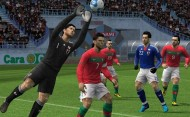 Pro Evolution Soccer 2012 screenshot #3 for Wii - Click to view