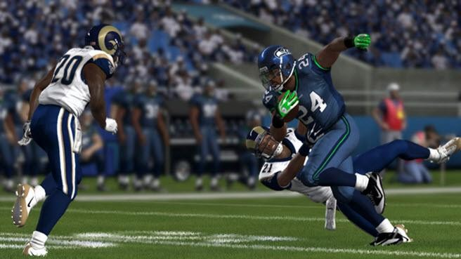 Madden NFL 12 Screenshot #372 for Xbox 360