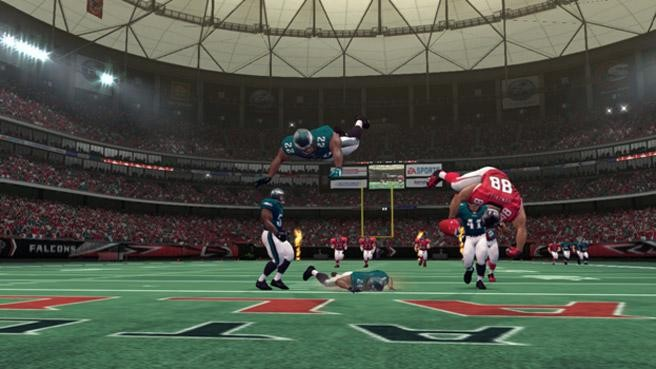 NFL Blitz Screenshot #16 for Xbox 360