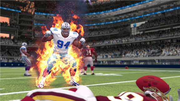 NFL Blitz Screenshot #20 for Xbox 360