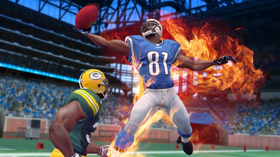 NFL Blitz Screenshot #21 for Xbox 360