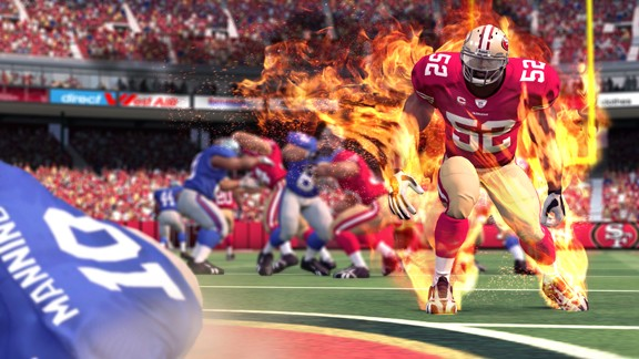 NFL Blitz Screenshot #23 for Xbox 360