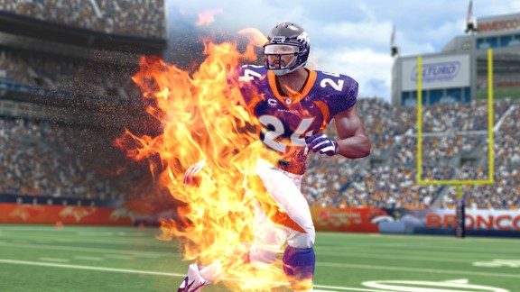 NFL Blitz Screenshot #24 for Xbox 360